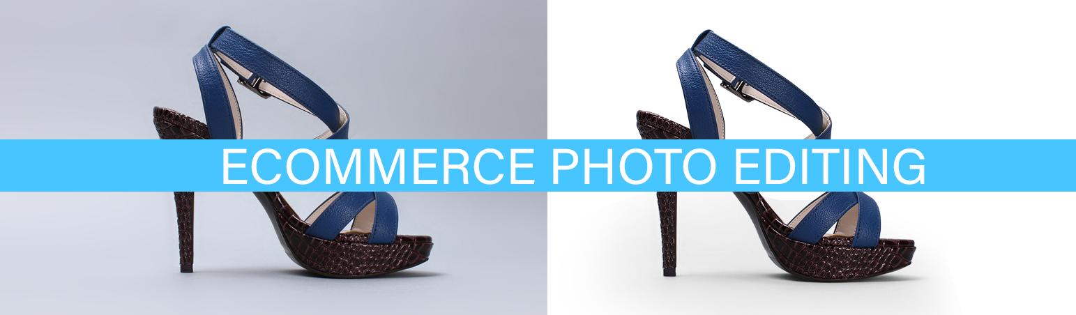 ecommerce photo editing